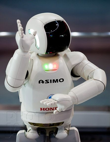 robot commercial asie