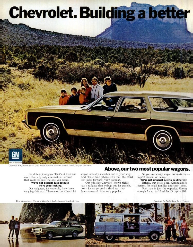 1 Fonds d'écran: Ford Gran Torino Station Wagon