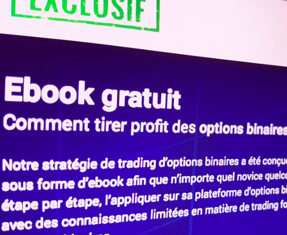 gains sur la formation aux options binaires