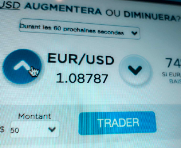 Trader en 60 secondes sur les options binaires | Web option binaire