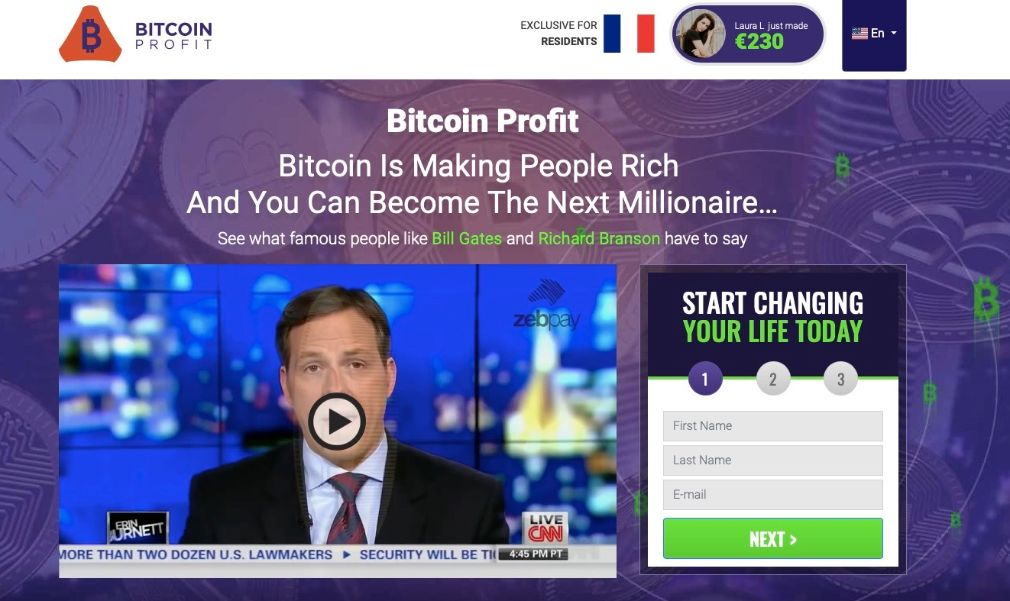 gains fiables bitcoin