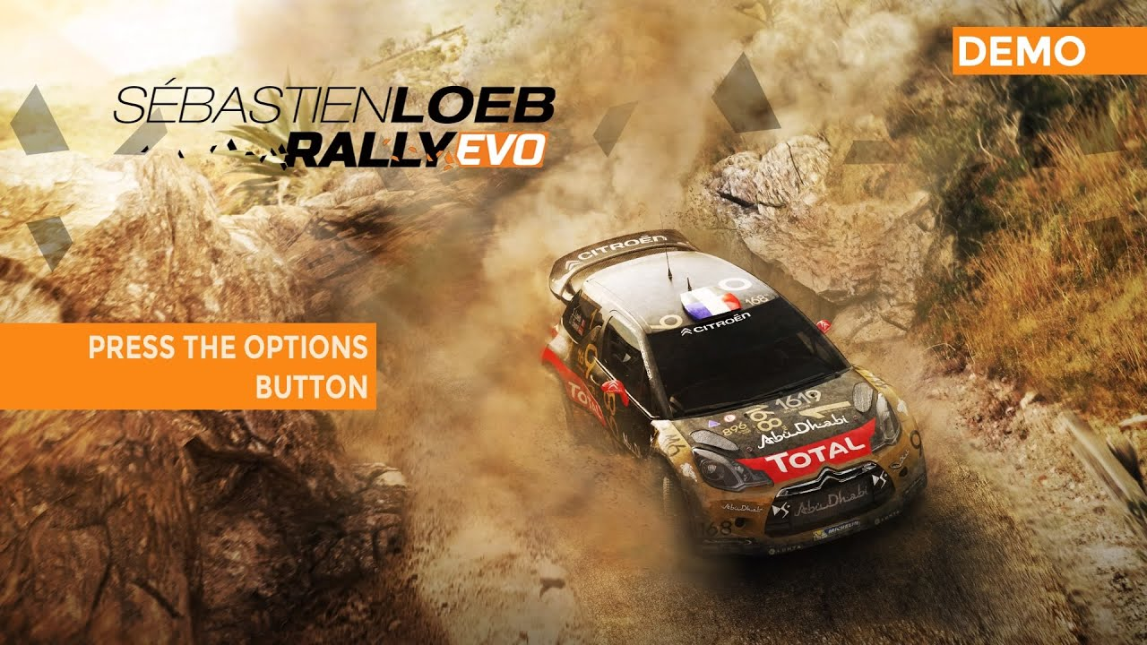 démo option rallye)