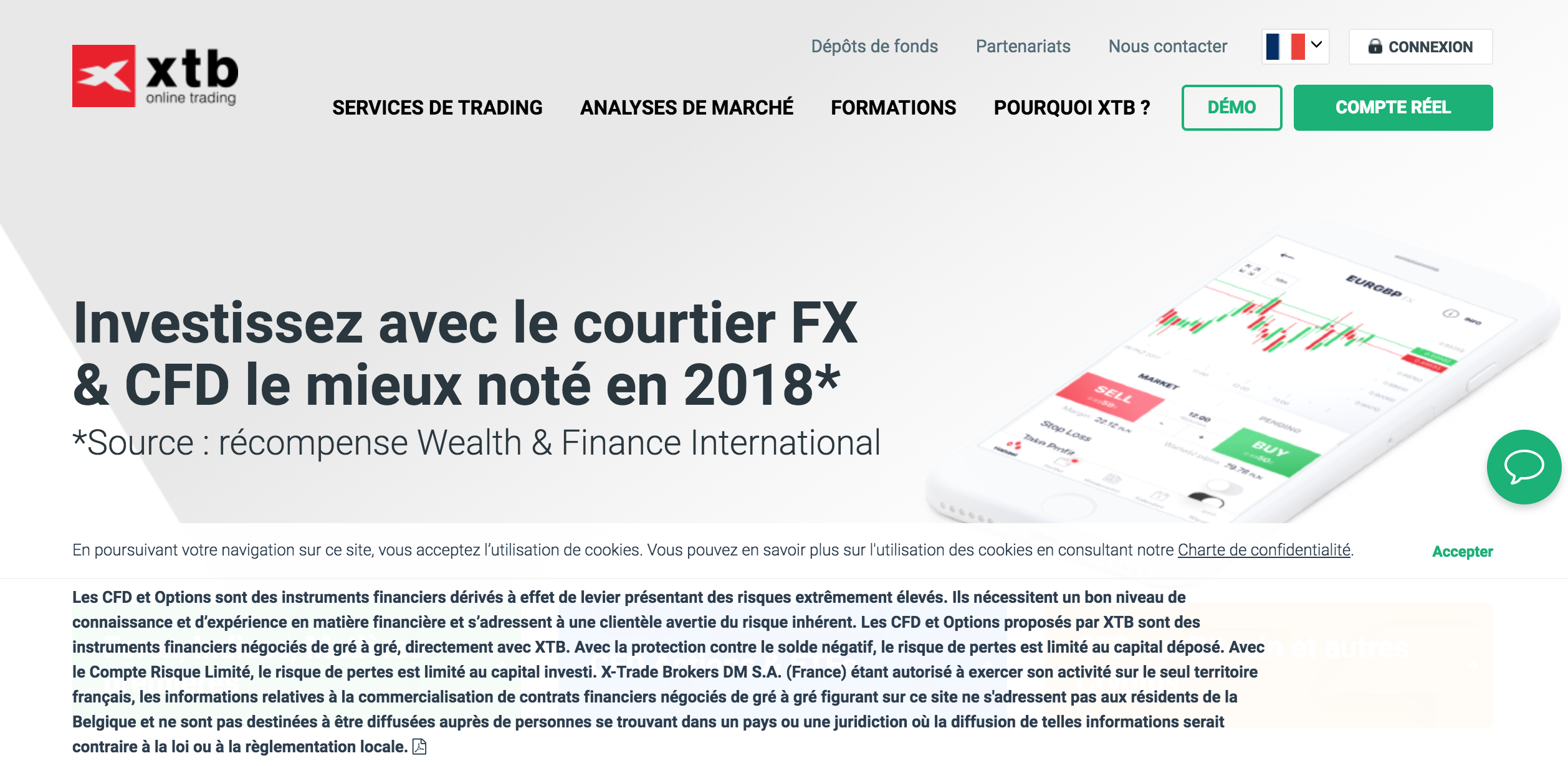 trading doptions binaires de formation