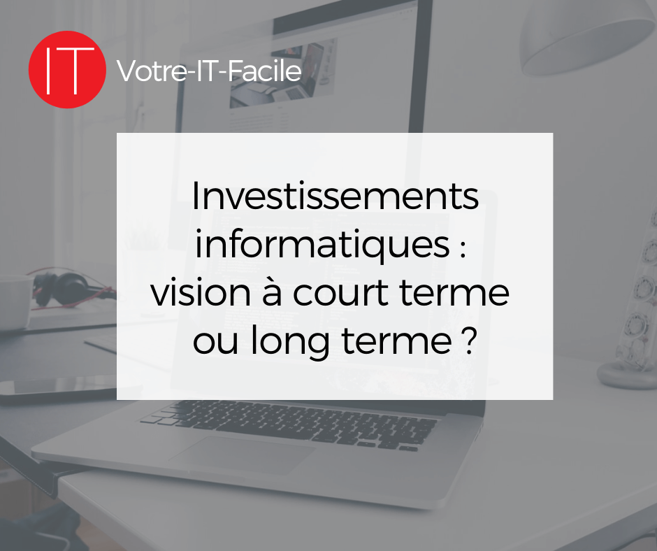 investissements Internet à court terme)