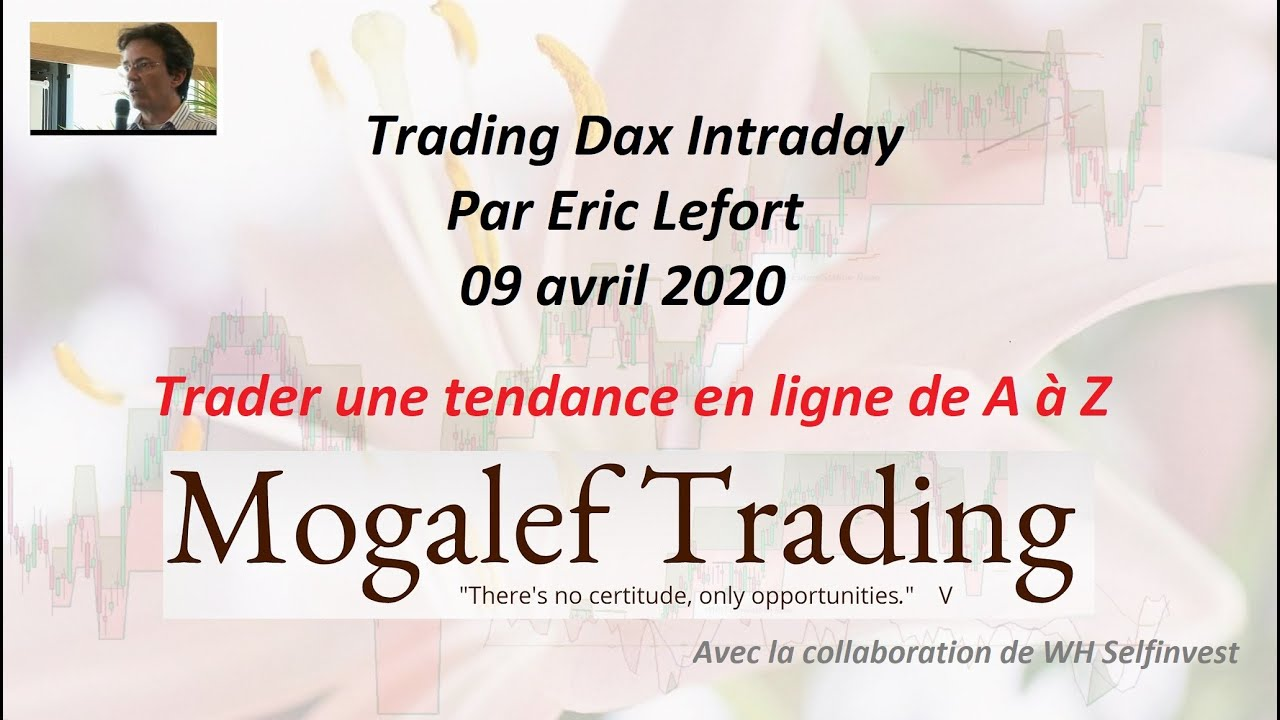 trading intraday par tendance)
