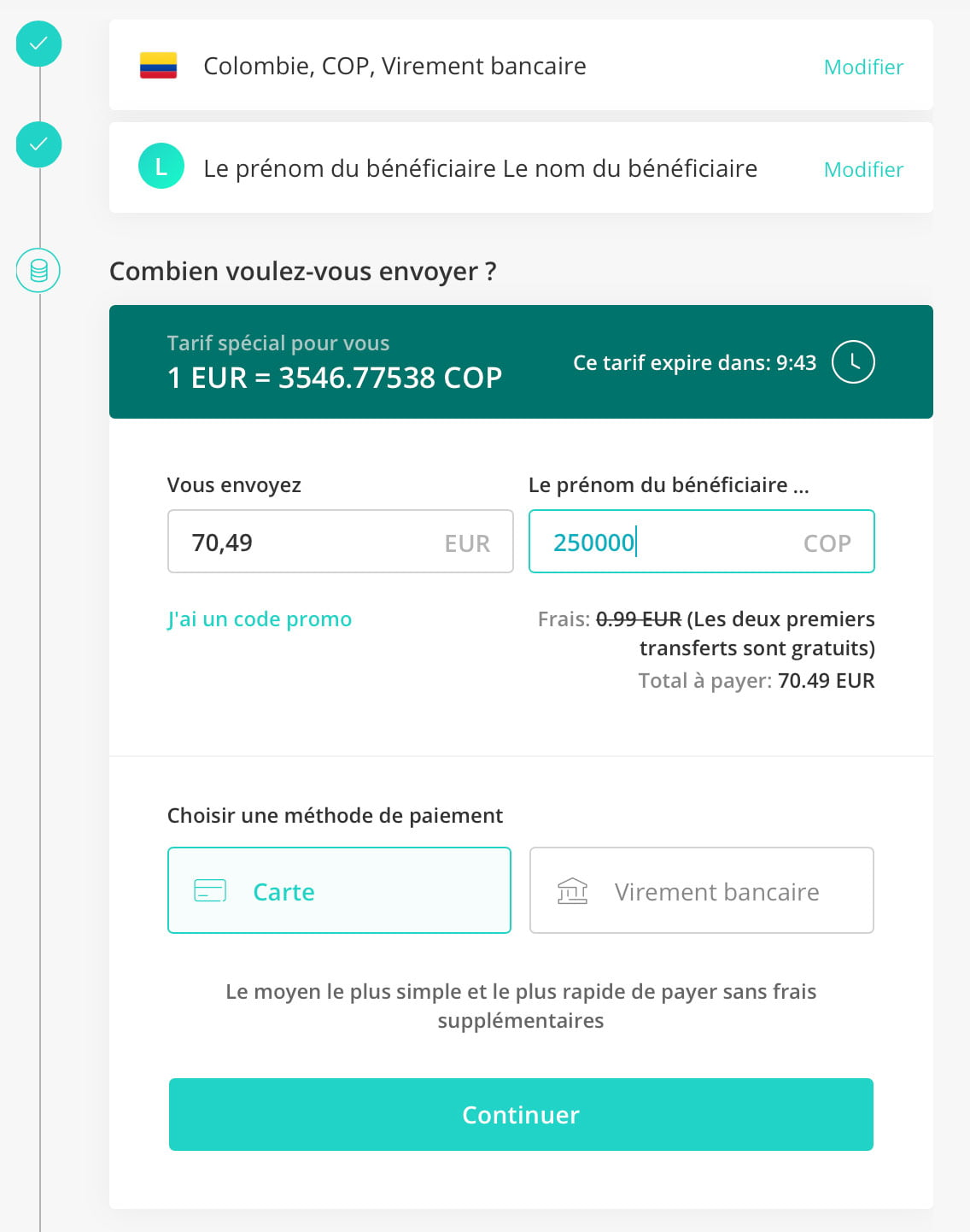comment faire expirer les options