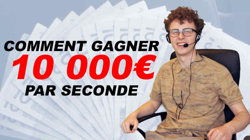 comment gagner beaucoup dargent pas Internet