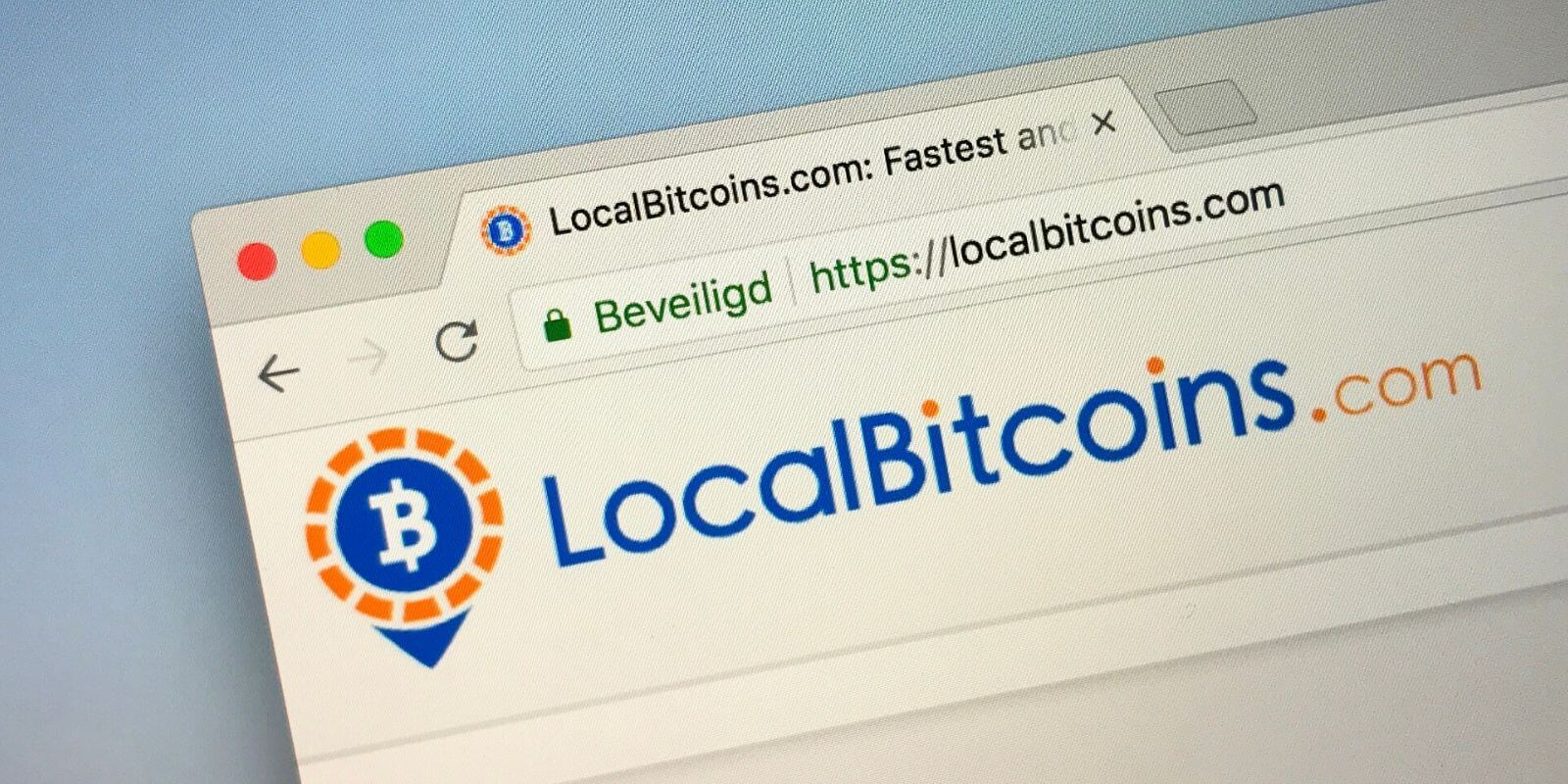localbitcoins net officiel stratégies pour 1 options binaires