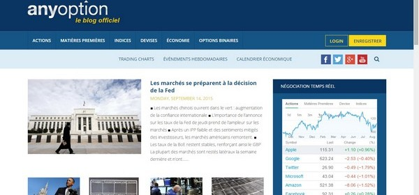 avis sur les options binaires plusoption)