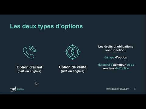 option de vente sur obligations)