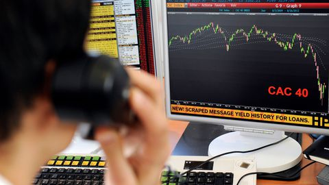 gains en bourse via Internet