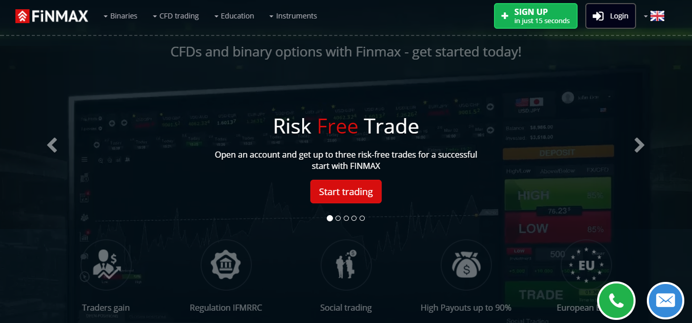 options binaires finmax du site)