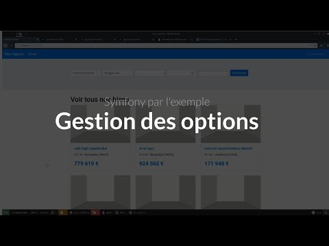 options par exemple