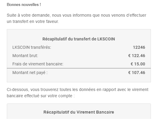 transferts dargent comment gagner)