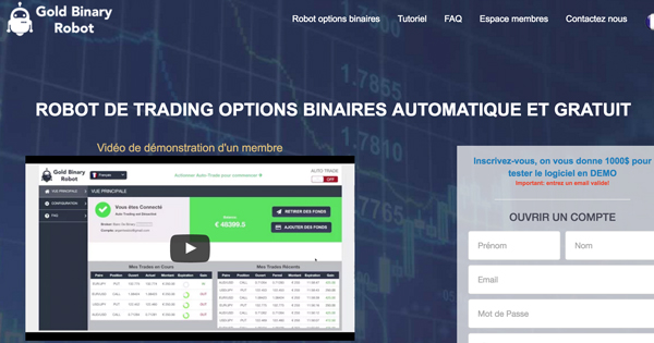 Forex robot youtube options binaires courtiers commerciaux