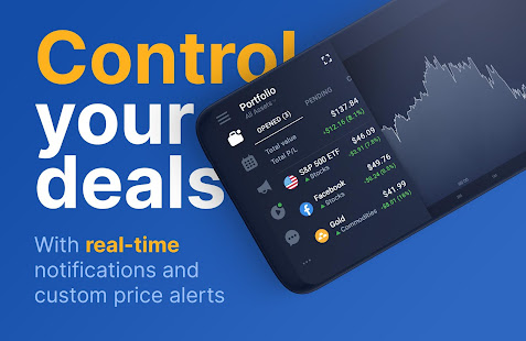 MetaTrader Android MT4 Mobile