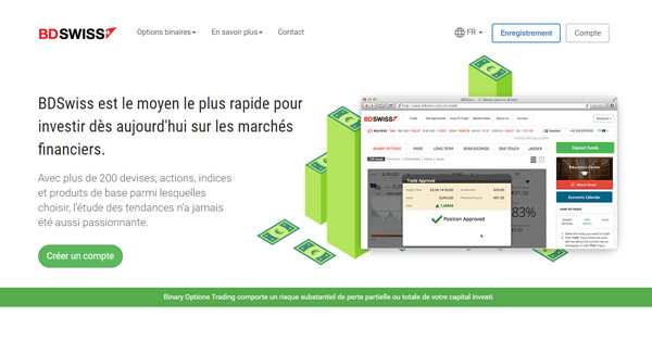 Avis OptionWeb broker binaire