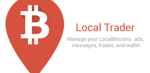 Local Trader for LocalBitcoins