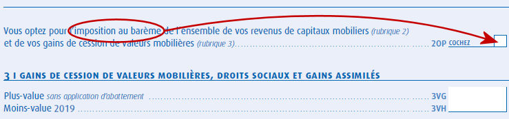 Comment calculer un gain ou une perte en capital
